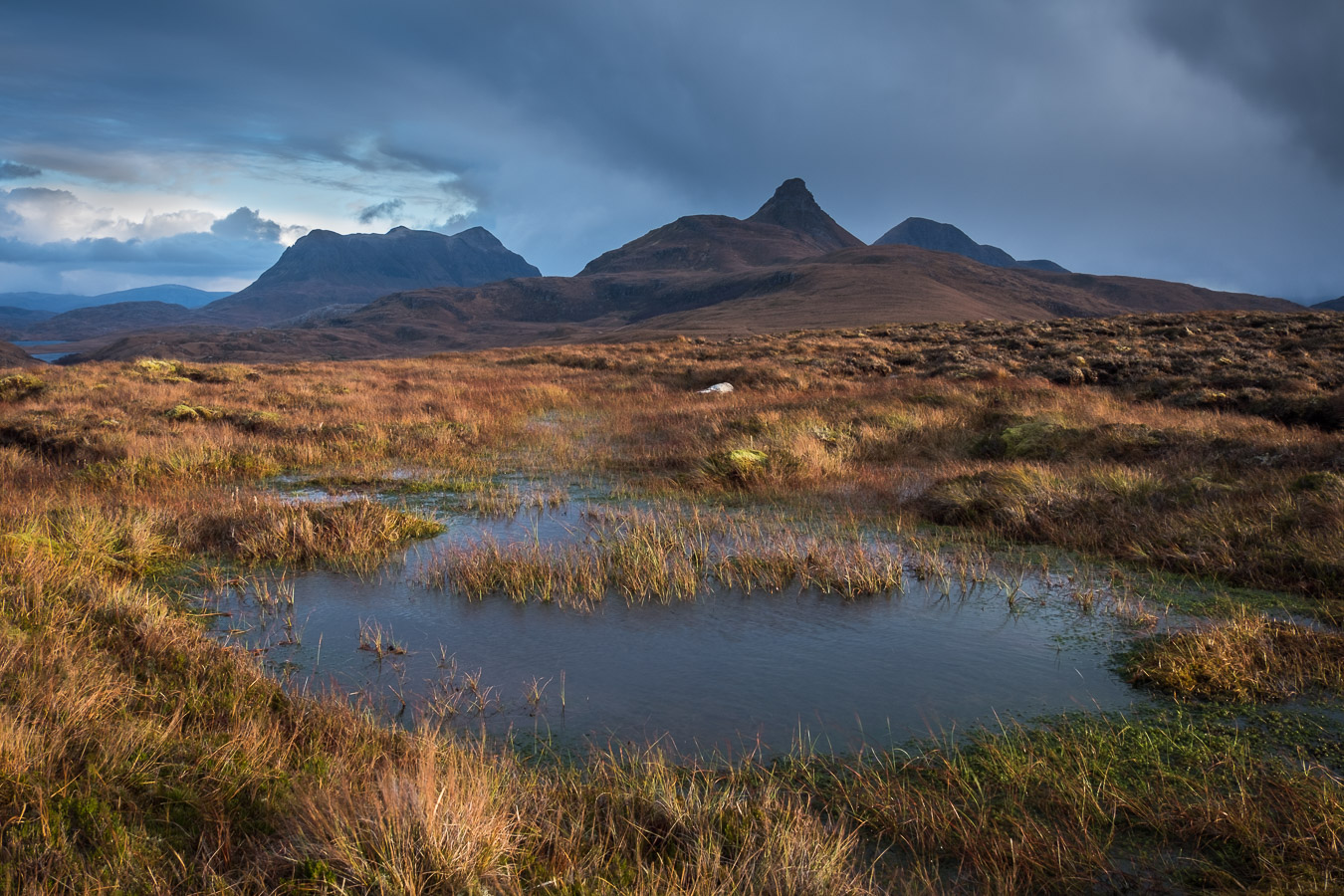 Cul Mor and Stac Polly