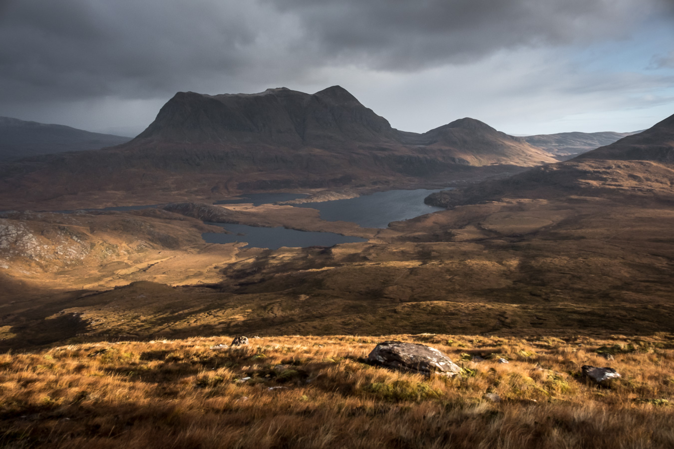 Cul Mor from Stac Polly